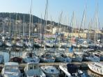 Sète - port de plaisance