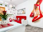 "EXCELLENT  Victoria 55,  ""Red Shoes""  2 bedrooms"
