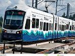 The Link rail system gets you from SEATAC airport to city center in just 37 minutes.