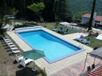 Villa prive avec piscine chauffee