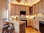 Tyra Summit Kitchen Breckenridge Lodging Vacation Rentals