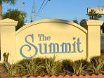 The Summit, The perfect location for your visit to paradise.