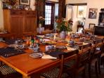 Tulbagh Country Guesthouse, Dinningroom