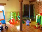 Indoor Play Barn