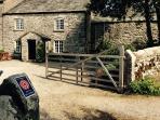 The Old Farm House at Brackenthwaite Farm