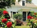 'You're sure to fall in love with Old Cape Cod,' at Leeward Cottage.