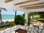 palmar plage beachfront studio