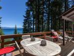 Fraser Lakefront Rental Cabin - Near Chambers