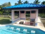 the Flamingo Pool Bar
