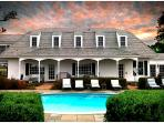 Kingsbay Mansion's 'Bayhouse' 5 bedrooms 3 bathrooms, bar, theater rooms, with pool and dock