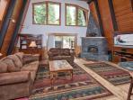 Pezzola Luxury Rental Cabin