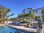 Come escape to this unique El Cajon vacation rental home, featuring a pristine swimming pool and incredible outdoor ...
