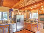 Look forward to preparing delicious home-cooked meals in the fully equipped kitchen.