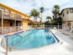 You'll feel extremely relaxed at this lovely Belleair Beach vacation rental condo!
