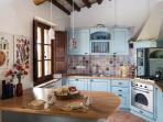 Capannetta Kitchen