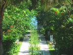 Bali Villa Shanti - garden