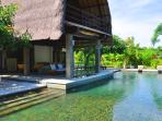 Bali Villa Shanti -  swimming pool