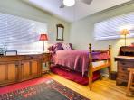 Smaller bedroom--
