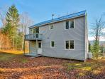 This extraordinary Randolph vacation rental home offers plenty of privacy and mesmerizing mountain views