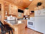 Budget Luxury Cabin
