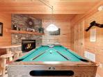 Cabins in Pigeon Forge with Game Room