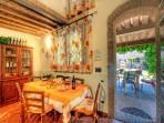 Cucina/Soggiorno ( Appartamento Girasole 6+1 )
