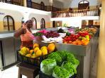 Santa Maria - Fruit Market