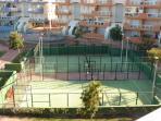pistas de tenis padel