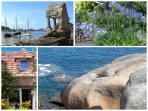 Mer et nature pour des vacances à 2 à 50m de la plage de Ploumanac'h