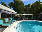 Key West Hideaway Is Just Steps From The Key West Vacation Rentals' 'Family Pool.'