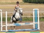 We can arrange horse/pony riding