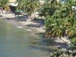 Part of laborie beach
