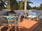Private Roof Top Terrace with BBQ