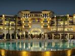 The 5* Intercontinental hotel on the Mar Menor Resort
