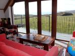 3rd Sitting room with panoramic views