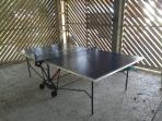 Ping Pong under home