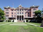 The Villa Padierna Palace - luxurious!