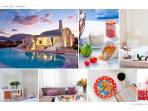 La Maison Private Villa / House Santorini