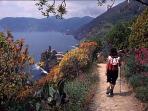 Cinqueterre: wonderful hiking trails