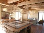 NEW VILLA VII TEMPO TUSCANY FOREVER boutique holiday rental  near Volterra