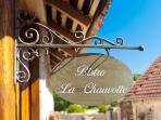 Laat u verwennen in bistro la Chauvotte met een maaltijd of een drankje