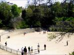 Park1 'Arenes de Lutece'