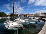 port of Sv.Filip i Jakov