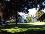 Domaine de Chantemerles : Maison principale