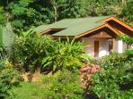 Willkommen in der neu errichteten Karibik Lodge, inmitten eines tropischen Paradieses