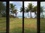 View throug a window...