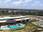 View of the amenities from the condo unit (fees may apply depending on the resort)
