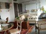 Angels Apartment- Turkish carpets, antique furniture