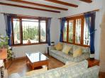 Casa Ramaje Sitting Room
