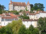 Montmoreau Castle